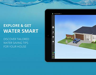 Get Water Smart 3D Web App