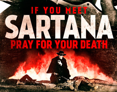 If You Meet Sartana Pray for Your Death If You Meet Sartana Pray for Your Death on Behance