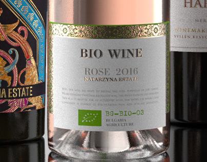 BIO Wines - Red and Rose