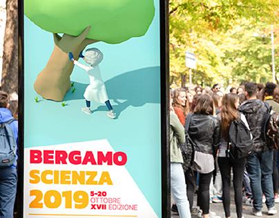Bergamo Scienza 2019 - Brand Identy