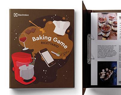 Electrolux - Baking Game