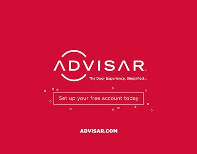 Advisar – The Door Experience, Simplified