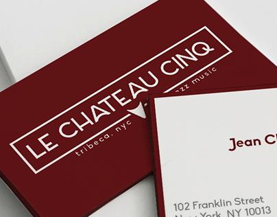 French Restaurant Branding