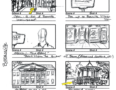 New York State Energy and Development Storyboards