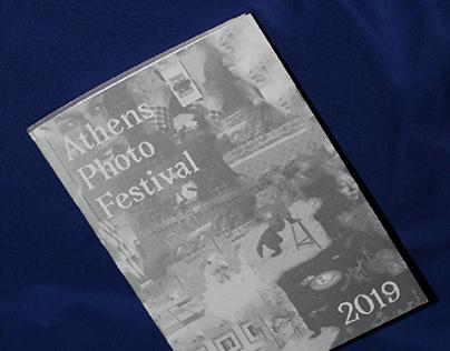 Athens Photo Festival 2019 Exhibition Catalogue