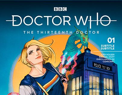 Doctor WHO #1 - Ariela Kristantina / Jessica Kholline