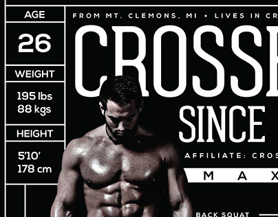 Crossfit Infographics | BossFit