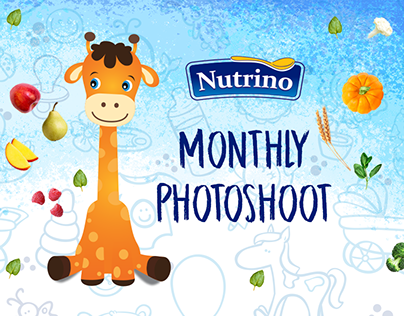 Nutrino Monthly Photoshoot