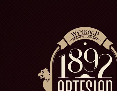 1892 Artesian Lager