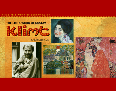 The Life and Work of Gustav Klimt