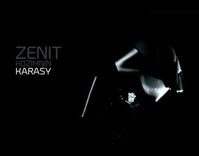 """""""KOZIMNIN KARASY"""" / """"ZENIT"""" / by ADDMINIMAL / July 2013"""