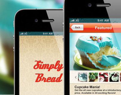 Bakery Mobile Ordering