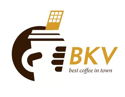 A coffee bar logo case study
