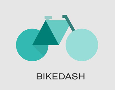 BIKEDASH app