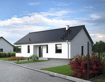 Countryside housing, Poland [FULL CGI]