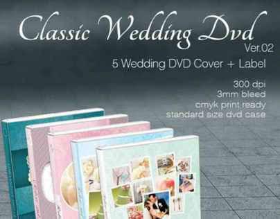 Classic Wedding DVD ver 02
