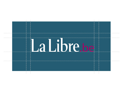 Lalibre.be - Charte Graphic