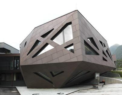 Crystal-like Community Center | Abfaltersbach AT