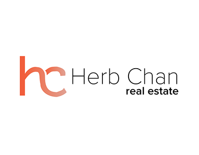 Herb Chan Real Estate Logo Concept Design