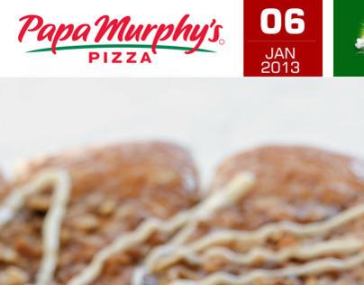 Papa Murfy Pizza