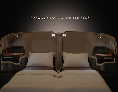 SIA -New Business Class