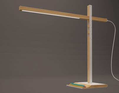 LED Crane