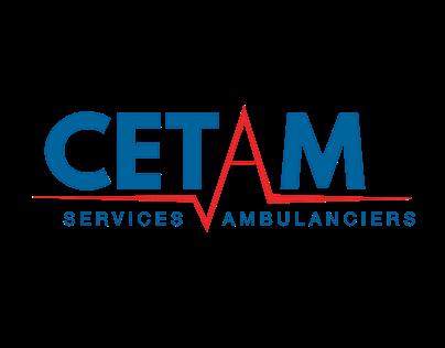 Logo CETAM