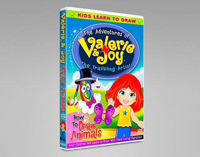 DVD Jacket Artwork