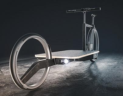 LARA - cargo bike concept