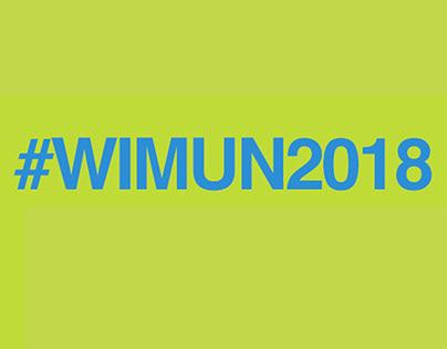 WIMUN18 Videography
