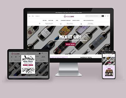 Kosher Wine & Spirits Website