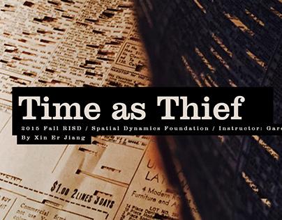 Time as Thief