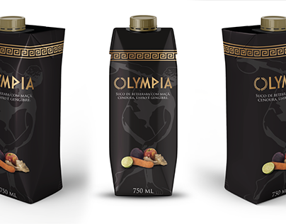 """Suco natural """"Olympia Juice"""""""