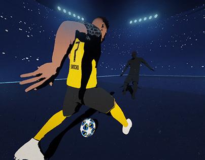 B/R Football - Champions League is Back