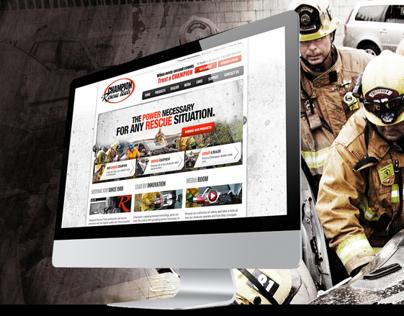 Champion Rescue Tools