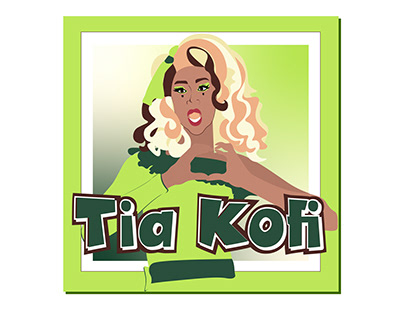 "RuPaul's Drag Race UK Season 2 ""Tia Kofi"""