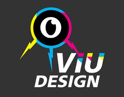 Trabalho de Pós Graduação/ Marketing - Marca ViuDesign