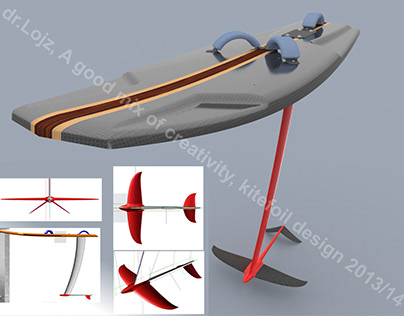 Above the water_Hydrofoils & sailing