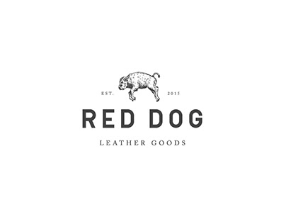 Red Dog Leather Goods