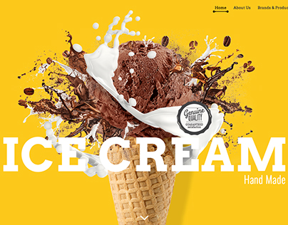 Stork Ice Cream