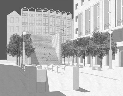 Aldo Rossi • Monument to Sandro Pertini
