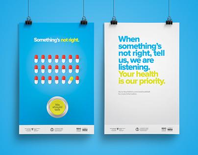 Campagne We should talk - Montreal Children's Hospital