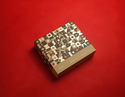 Namelaka - Christmas Packaging 2020