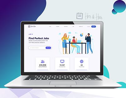 Hire & Hone/Job Portal
