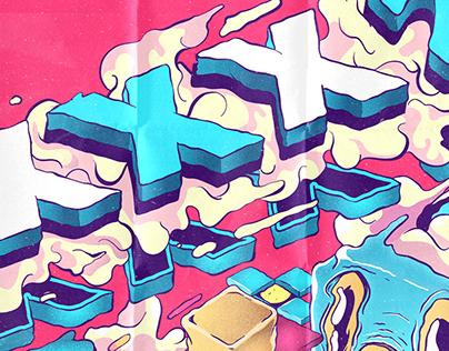 #XXX21 - XXXperience Visual Identity Concept Art