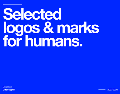 Logo for humans - 2007-2020 Selection