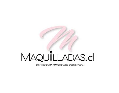 Diseño Identidad Maquilladas.cl