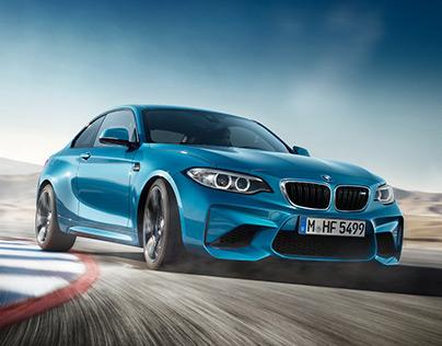 BMW M2 Coupé - ORIGIN M