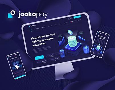 Jookopay - Crypto Wallet