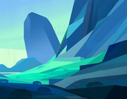 Graphic Landscapes